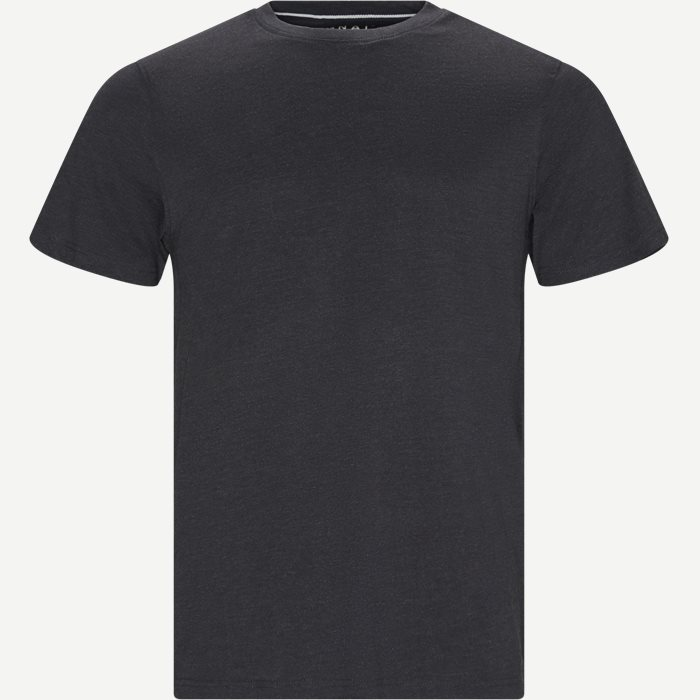 Walther Tee - T-shirts - Regular - Grå